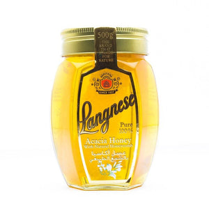 Langnese Honey Acacia Comb 500gm (4611889987669)