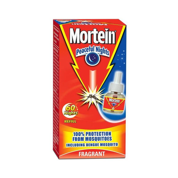 Mortein Plug In Refill Fragrant 42ml