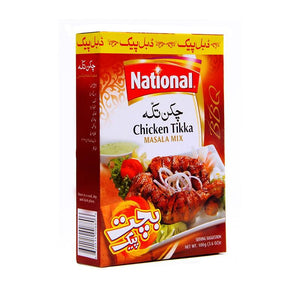 National Chicken Tikka 100gm (4611886481493)