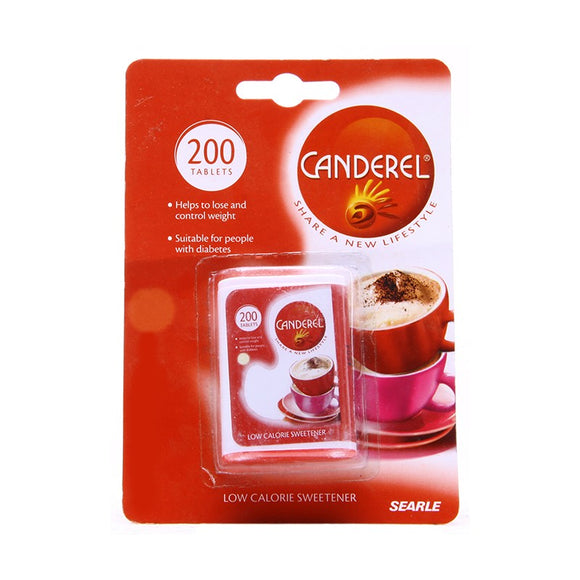 Canderel Sweetener 200 Tablets