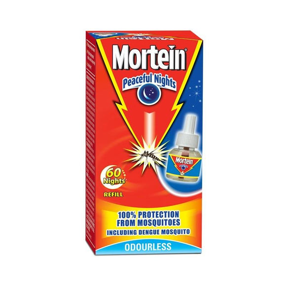 Mortein Peaceful Nights Refill Odourless 60 Nights (4611918135381)