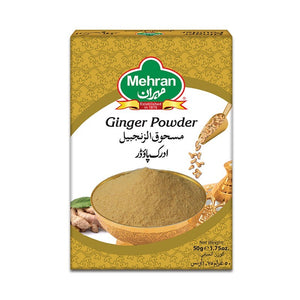 Mehran Ginger Adrak Powder 50gm (4613042274389)