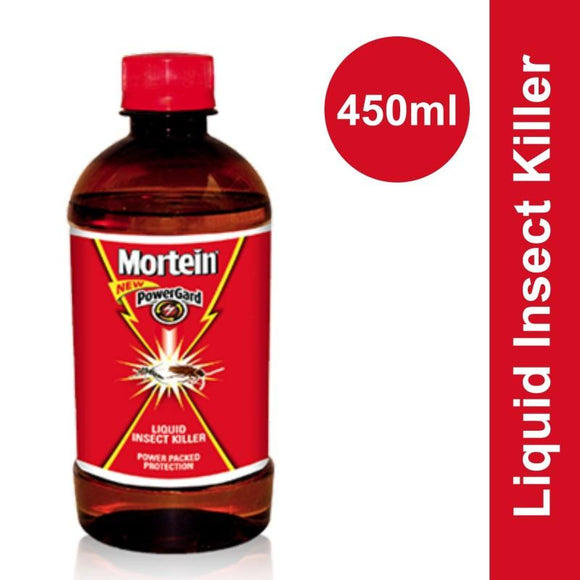 Mortein Liquid Insect Killer Pet Bottle 450ml