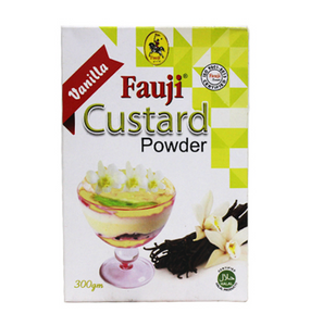 Fauji Vanilla Custard Powder 300gm
