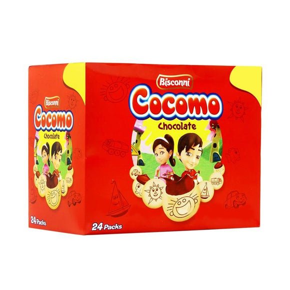 Pack of 24 Bisconni Cocomo Ticky Pack Pouch