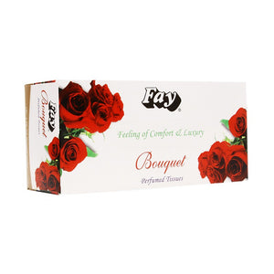 Fay Tissue Bouquet Perfumed 150x2 Ply 300 sheets (4614198919253)