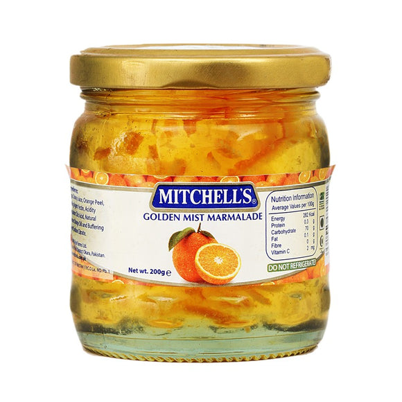 Mitchell's Marmalade Golden Mist 200gm