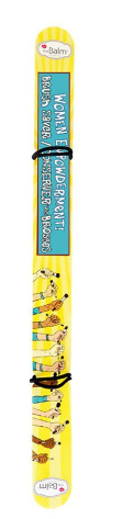 theBalm Women Empowderment! Brush (IMPORTED) (4833356808277)