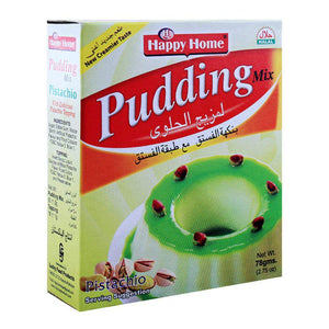 Happy Home Pista (Pistachio) Pudding Mix 60g (4634314571861)