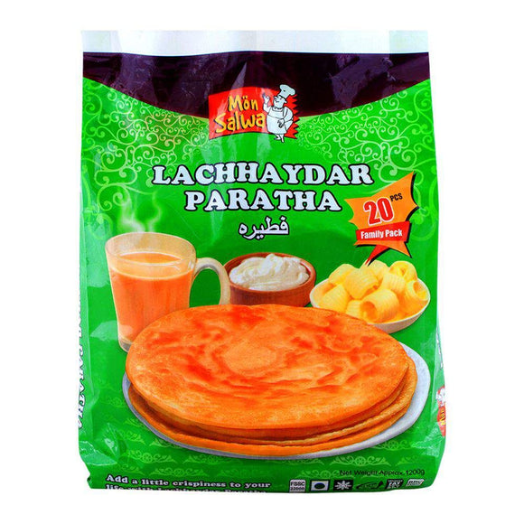 MonSalwa Lachhaydar Paratha 20 Pieces (4701696229461)