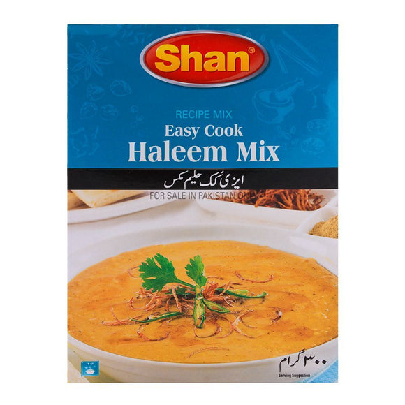 Shan Easy Cook Haleem 300gm (4707067330645)