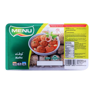 Menu Chicken Kofta 1000g (4615955021909)