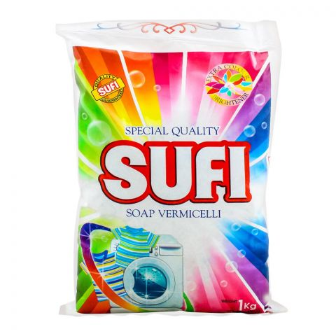 Sufi Washing Soap, Vermicelli, 1 KG