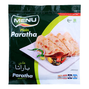 Menu Plain Paratha 5 Pieces