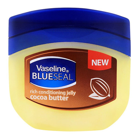 Vaseline Blueseal Cocoa Butter Rich Conditioning Jelly 50ml (4616770879573)