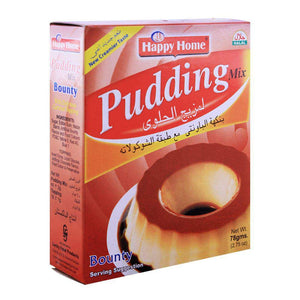 Happy Home Bounty Pudding Mix 78g (4634302185557)