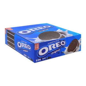 Oreo Original Biscuits, 29.4g, 12 Packs (3 Biscuits Per Pack) (4763856568405)