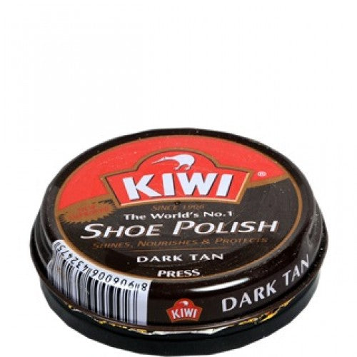 KIWI SHOE TIN 20ML BLACK