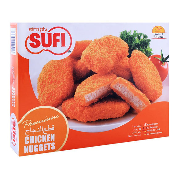 Sufi Chicken Nuggets 1000gm (4615975534677)