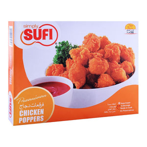 Sufi Chicken Poppers 780gm (4615975108693)