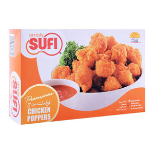 Sufi Chicken Poppers 260gm