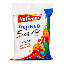National Refined Salt 800 GM