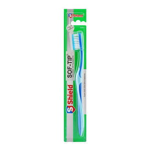 Shield Soft Tip ToothBrush (4611954049109)