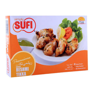 Sufi Chicken Reshmi Tikka 515gm