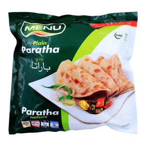 Menu Plain Paratha 20 Pieces (4615932182613)