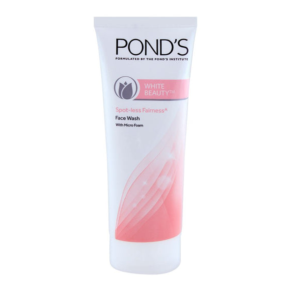 Pond's White Beauty Spot Less Fairness Face Wash 100g