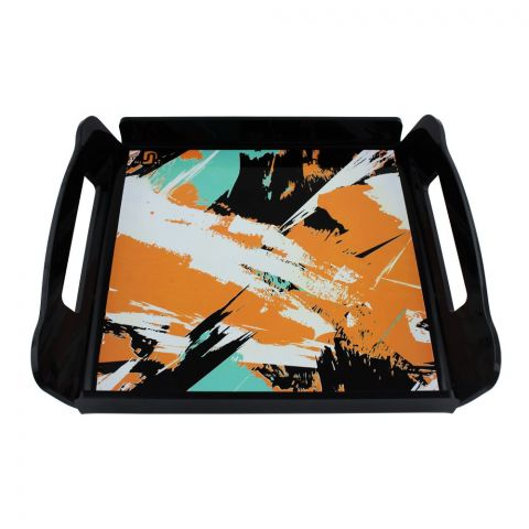 Kaligon All Purpose Serving Tray, Magical Black, AP-03