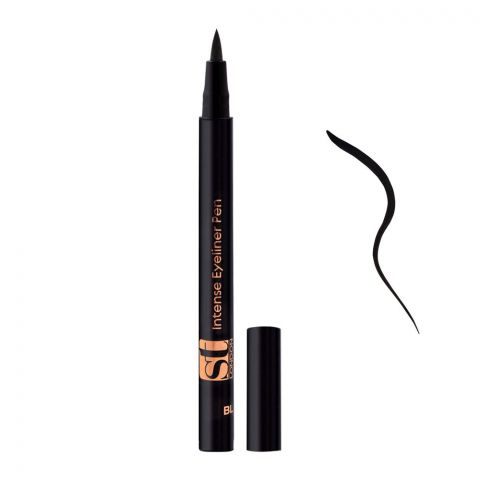 ST London Intense Eyeliner Pen, Black (IMPORTED) (4759955079253)