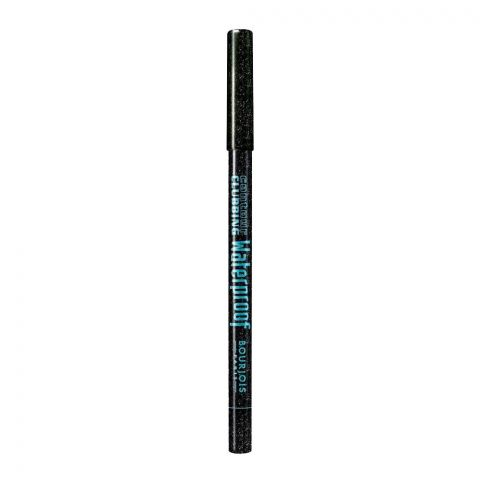 Bourjois Contour Clubbing Waterproof Eyeliner 48 Atomic Black 1.2g (IMPORTED) (4762098794581)