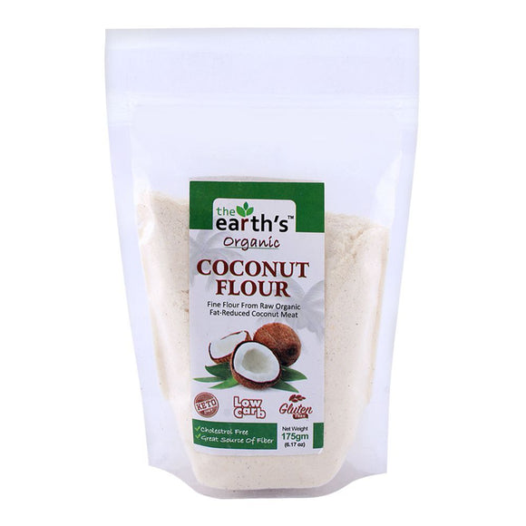 The Earth's Coconut Flour 175gm