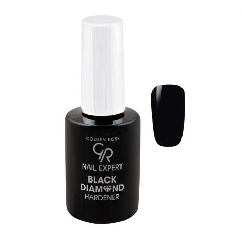 Golden Rose Nail Expert Black Diamond Hardener 11ml (4761405063253)