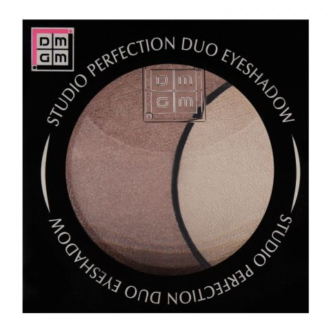 DMGM Studio Perfection Duo Eyeshadow 41 Pale Lilac/Champagne (IMPORTED) (4761291030613)