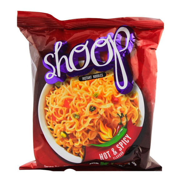 Shan Shoop Noodles Hot & Spicy Flavour 72gm (4691971407957)