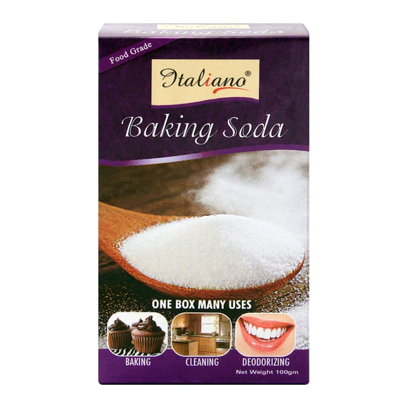 Italiano Baking Soda 100g