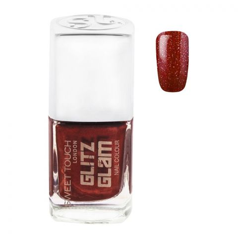 ST London Glitz Glam Nail Colour, ST252 Eclipse (4761617268821)