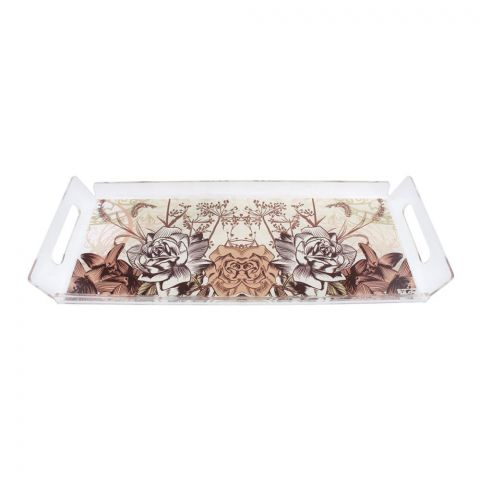Kaligon Smart Crystal Serving Tray, ST-03