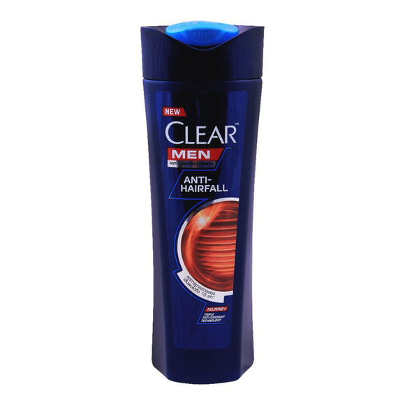 Clear Men Anti-Dandruff Anti-Hairfall Shampoo, 320ml