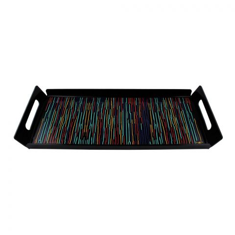 Kaligon Smart Serving Tray, Magical Black, ST-B4