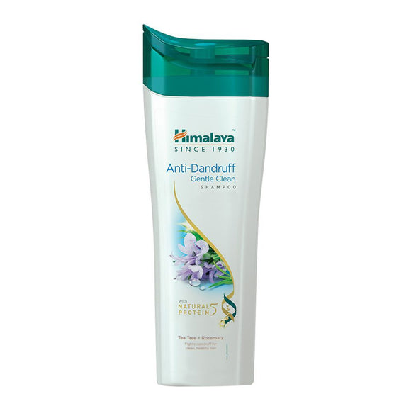 Himalaya Anti-Dandruff Gentle Clean Shampoo, Tea Tree Rosemary, 200ml