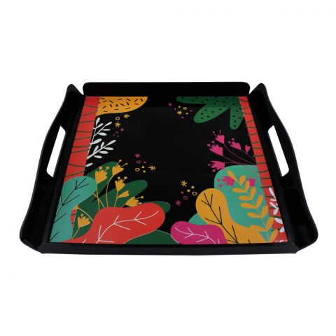 Kaligon 10 On 10 All Purpose Serving Tray, Magical Black, B1