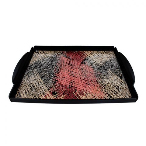 Kaligon Magical Black Serving Tray, Large, B-2