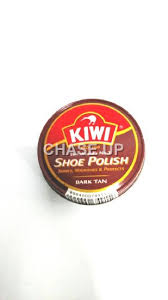 KIWI SHOE TIN 20ML DARK TAN