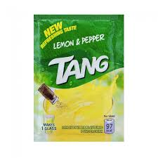 Tang Drinking Powder Lemon and Pepper Pouch 125GM (4735359778901)