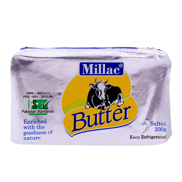 Millac Butter Rich and Butterfull 200gm (4636260434005)