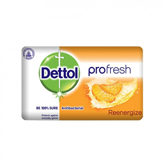 Dettol Soap Re-Energize 130gm