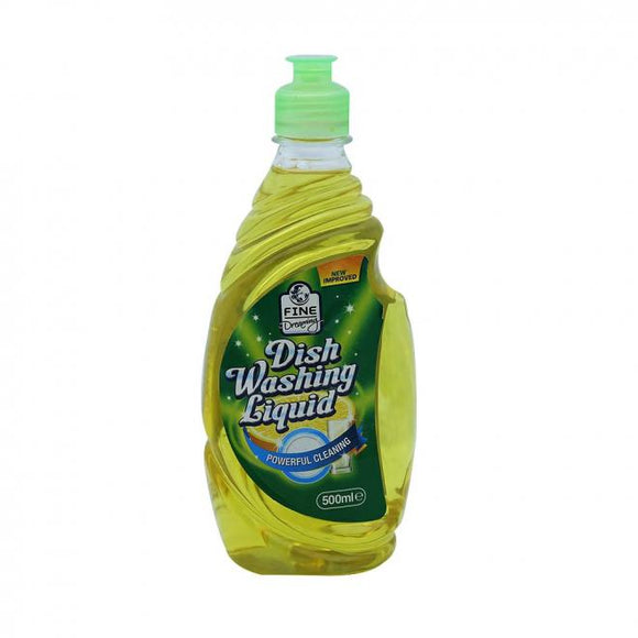 Fine Dreaming Liquid Lemon Dishwash 500 ML X1 (4736711655509)
